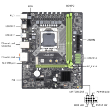 LGA1356 xeon E5 processor support motherboard