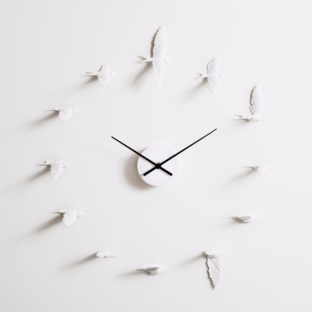 2019 New Swallow handcraft Clock modern design wall clock high quality home decoration product the best
