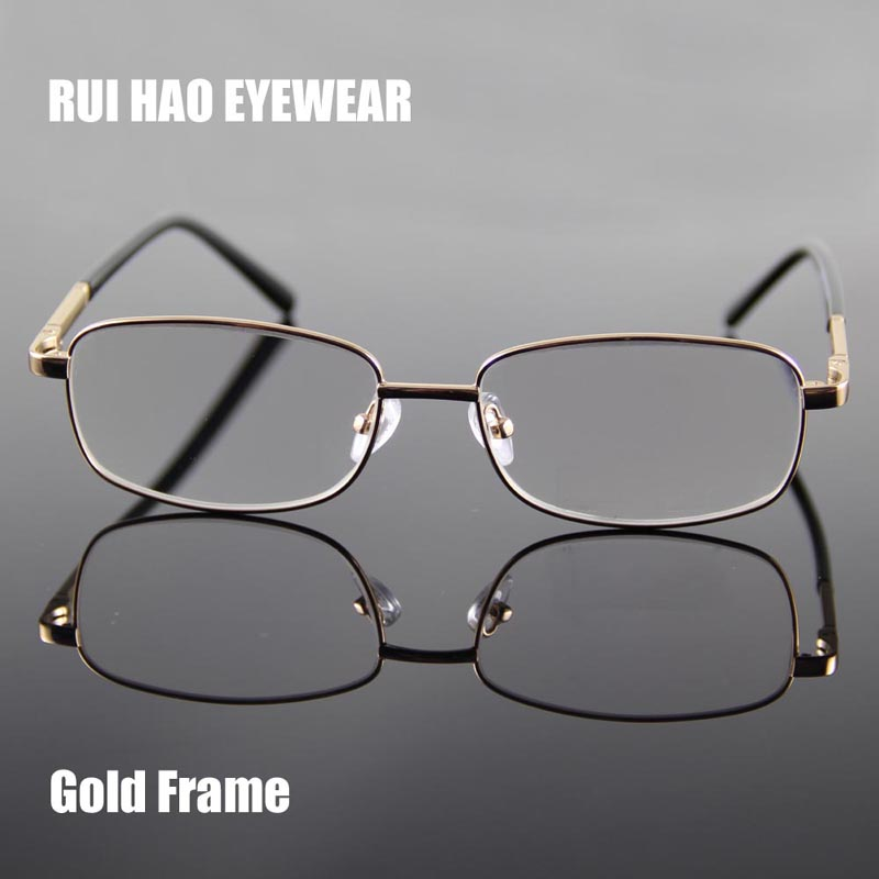 0c67f23782 Clear Reading Glasses Men Women Presbyopic Glasses 0.50 ~ 5.00 Anti UV CR  39 Lens HMC Coating Reading Eyeglasses Rui Hao Eyewear-in Reading Glasses  from ...