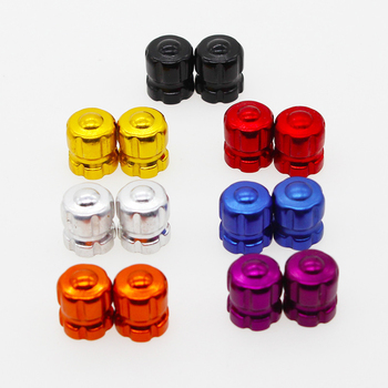 4PCS Motorcycle Tyre Tire Valve Core Caps Wheel Valve Stem Cap Dust Cover Caps For Suzuki GSXR 600 750 1000 K1 K2 K3 K4-K9 image