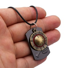 ONE PIECE Necklace Lufy Hat Pendant friendship Gift hot Anime Jewelry Accessories