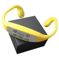 Winait 방수 스테레오 골전도 헤드셋, mp3 헤드셋 음악 플레이어 무료 배송