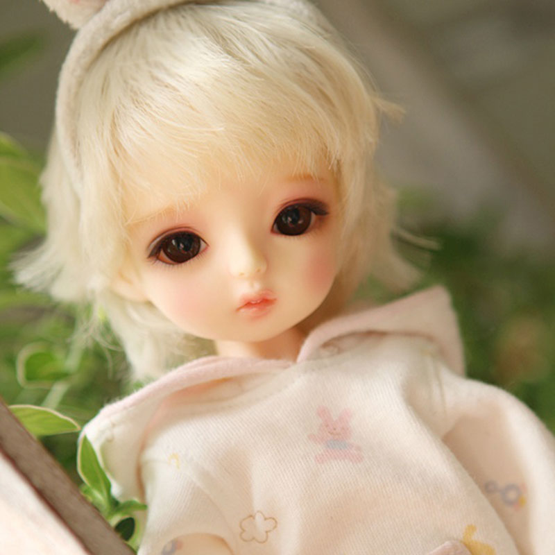 OUENEIFS BambiCrony Vanilla bjd sd doll 1/6 body model reborn girls boys doll eyes High Quality toys shop free eyes ucanaan 1 3 bjd doll reborn girls dolls 19 jointed body chinese style maxi long dress wig makeup dressup diy sd kids toys