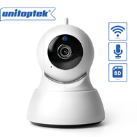 HD 720P 1 0MP PTZ Wifi IP Camera Security Night Vision Two Way Audio Baby Monitor
