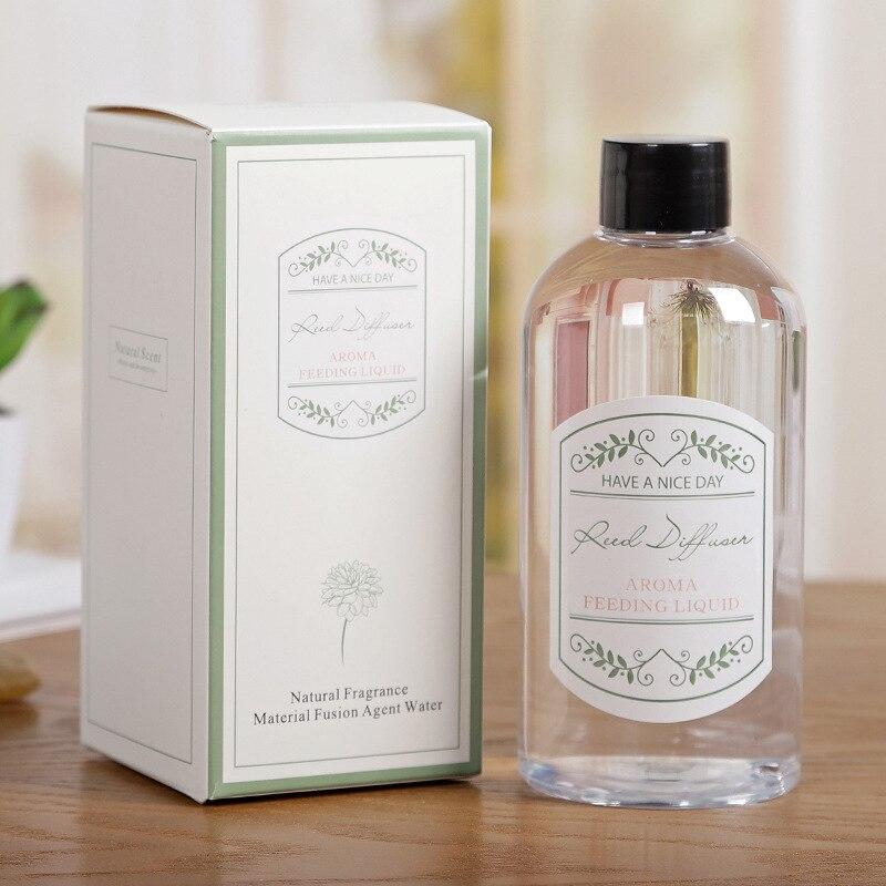 260ml Reed Diffuser Refill Rose Jasmine Lily Lavender Sakura Ocean Gardenia Sandalwood Forest Orange Lemon Shangri-la Hilton