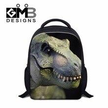 Animal Dinosaurs School Backpacks for Kids Small Back Pack Kindergarten Schoolbags Bookbags for Little Boys Cool