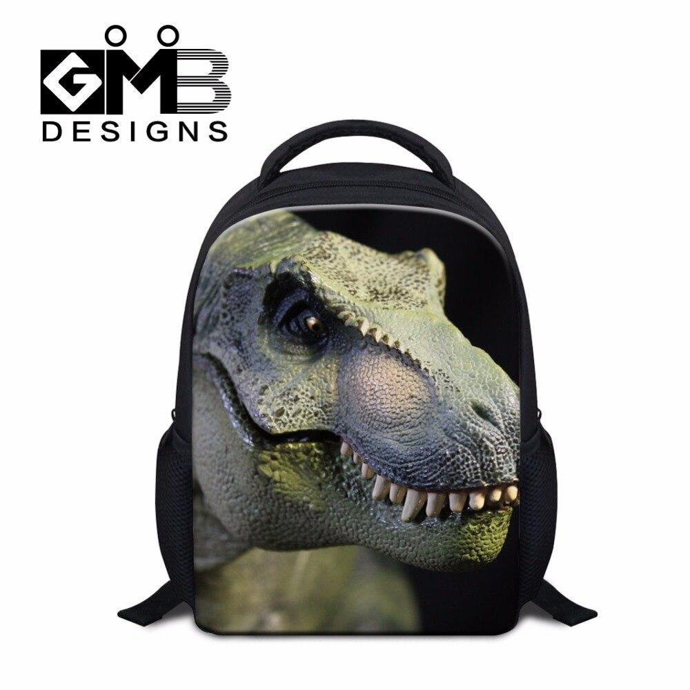 Animal Dinosaurs School Backpacks for Kids Small Back Pack Kindergarten Schoolbags Bookbags for Little Boys Cool Mochilas Girls