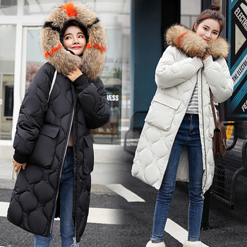 Cheap wholesale 2018 new autumn winter selling women's fashion casual warm jacket female bisic coats G160 image