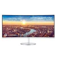 Samsung C34J791WTU, 86,4 см (34 ), 3440x1440 Pixeles, UltraWide Quad HD, 4 MS, Gris
