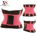 Suporte para as Costas elástica 2015 Incrível Fajas Postparto Com Controle Da Barriga Cintura Shaper Espartilho Emagrecimento Colete Roupas Plus Size