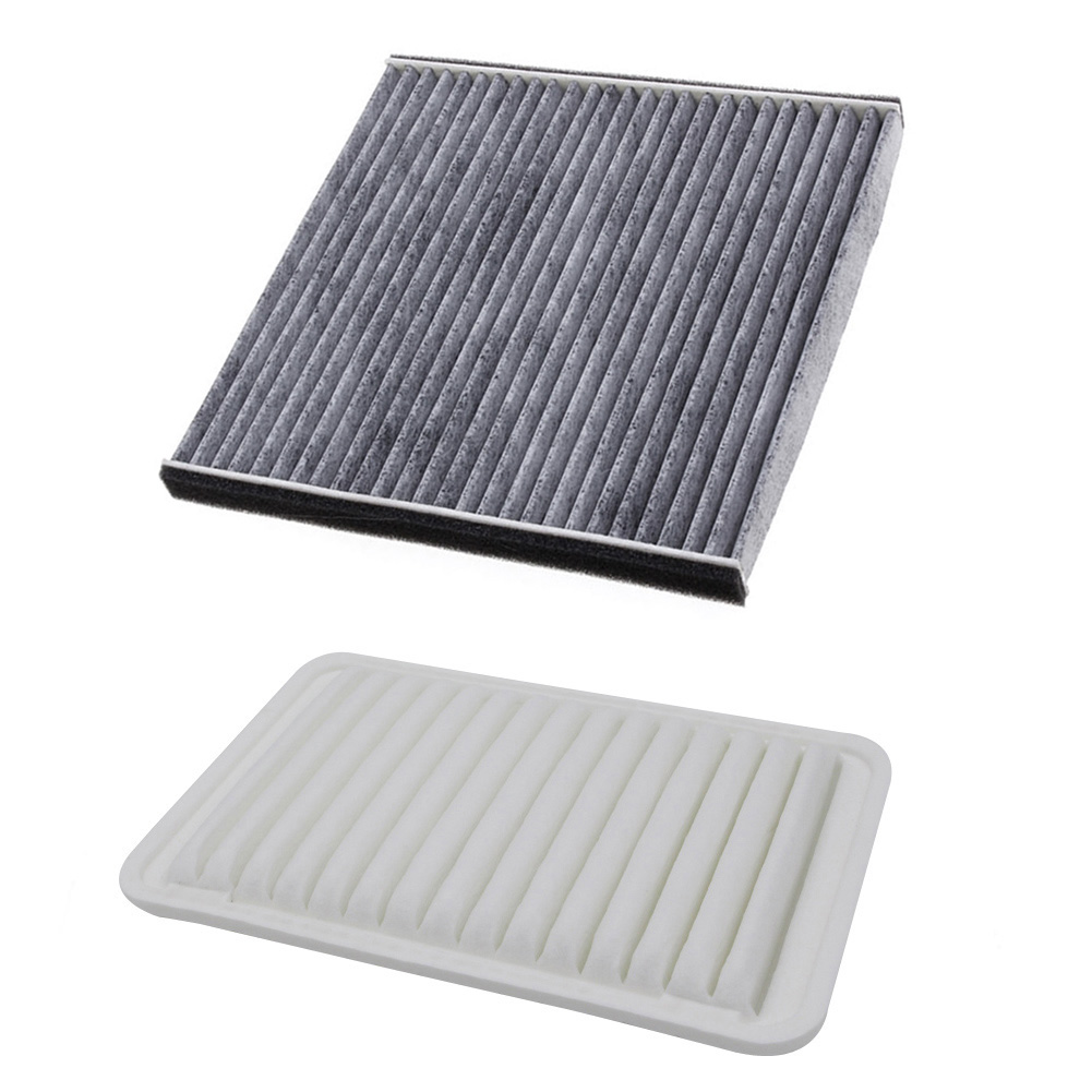New Engine & Cabin Air Filter Combo Set for Toyota Camry 2002-2006 Sienna 2004-2010 CSL2017
