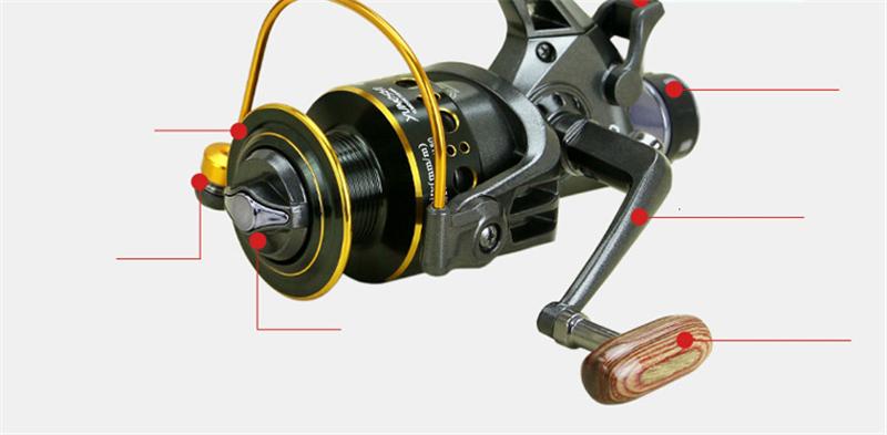 Yumoshi Fishing Rod Reel Combo 9