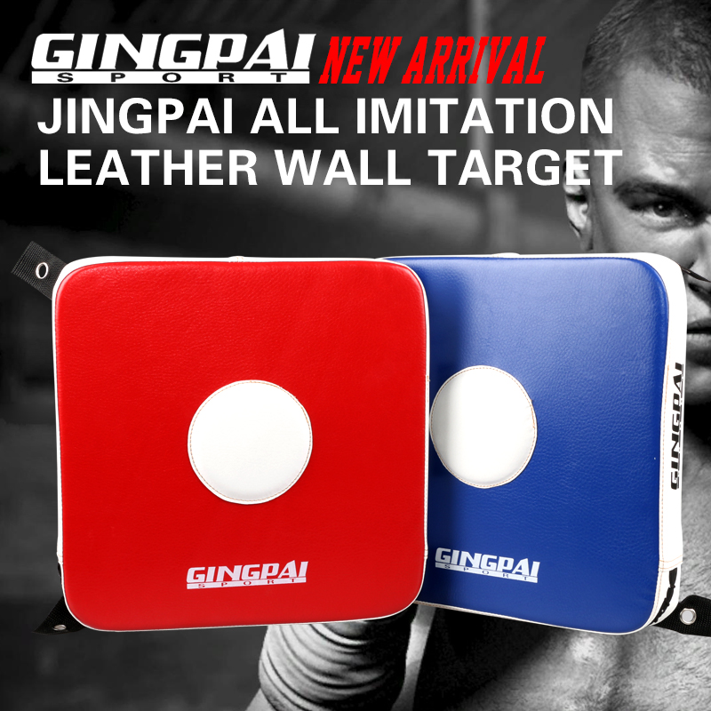 ộ_ộ ༽Blue Power Shield taekwondo pared pad target mitón MMA Kicking ...