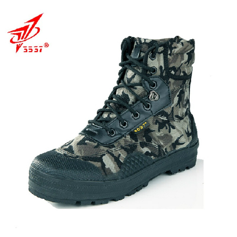 Quality Product Unisex Combat Boots Women Ankle Boots Chinese Soldier  Military Shoes High Quality Fashion Boots x627 50 ba6c01d66a