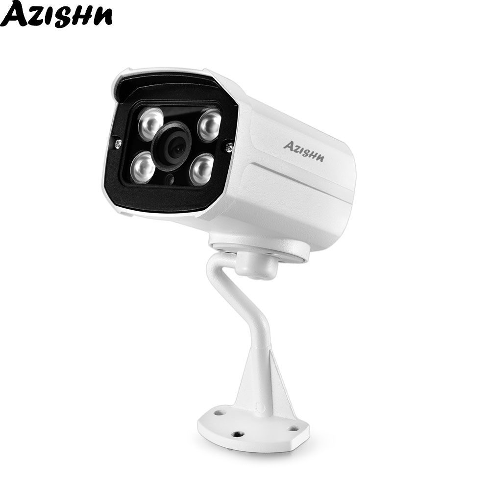 AZISHN 5MP HD IP Security Camera H.265 Hi3516E + SONY IMX335 sensor Outdoor IP66 Waterproof CCTV Home Surveillance Camera Onvif image