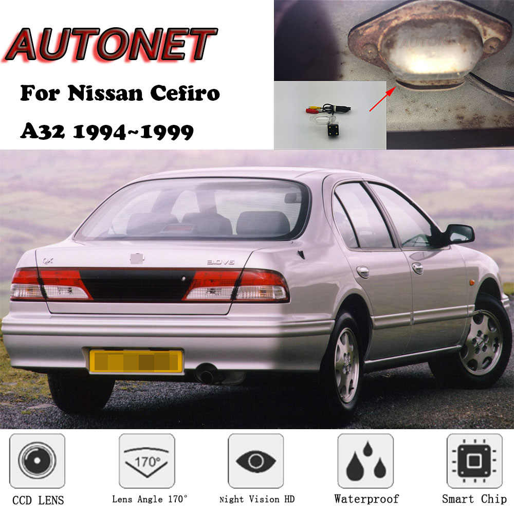 hight resolution of autonet backup rear view camera for nissan cefiro a32 1994 1995 1996 1997 1998 1999 night