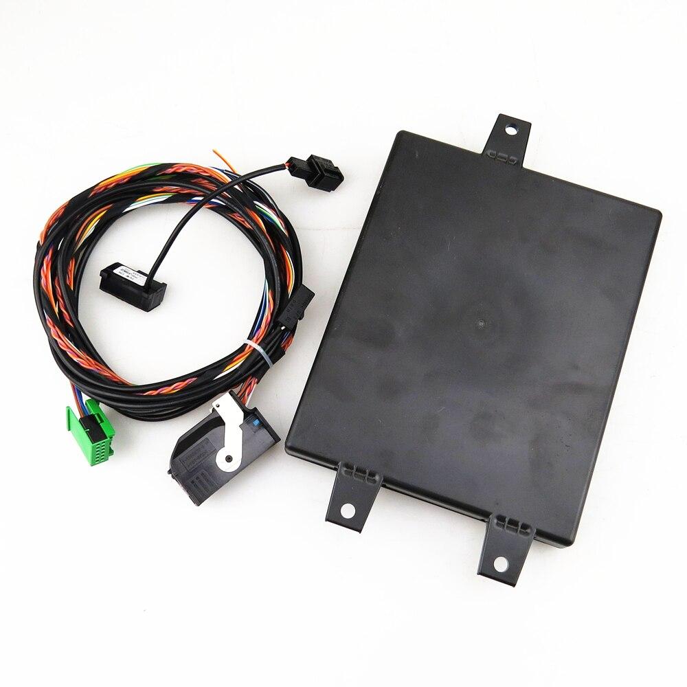 READXT Car Bluetooth Module+Harness Cable Plug+Microphone For RCD510 RNS510 Fit VW Passat B6 Jetta MK6 Golf MK5 6 1K8 035 730 D