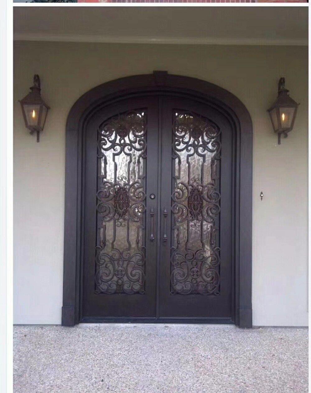 Wrought Iron Doors Houston Wrought Iron Safety Doors