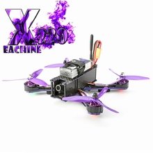 Eachine Wizard X220 FPV RC Racing Drone Blheli_S F3 6DOF 2205 2300KV Motors 5.8G 48CH 200MW VTX Racer Quadcopter Helicopter ARF