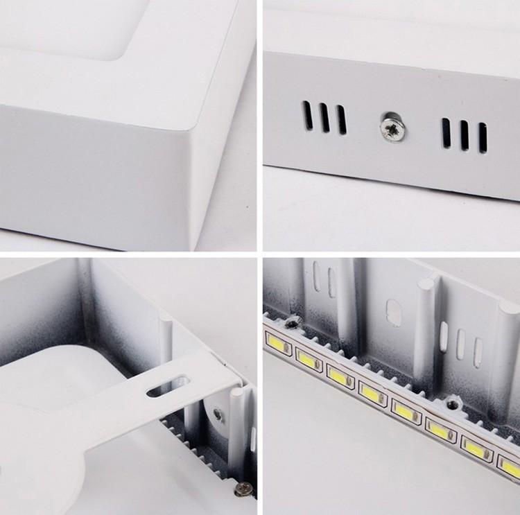 surface led panel light-details