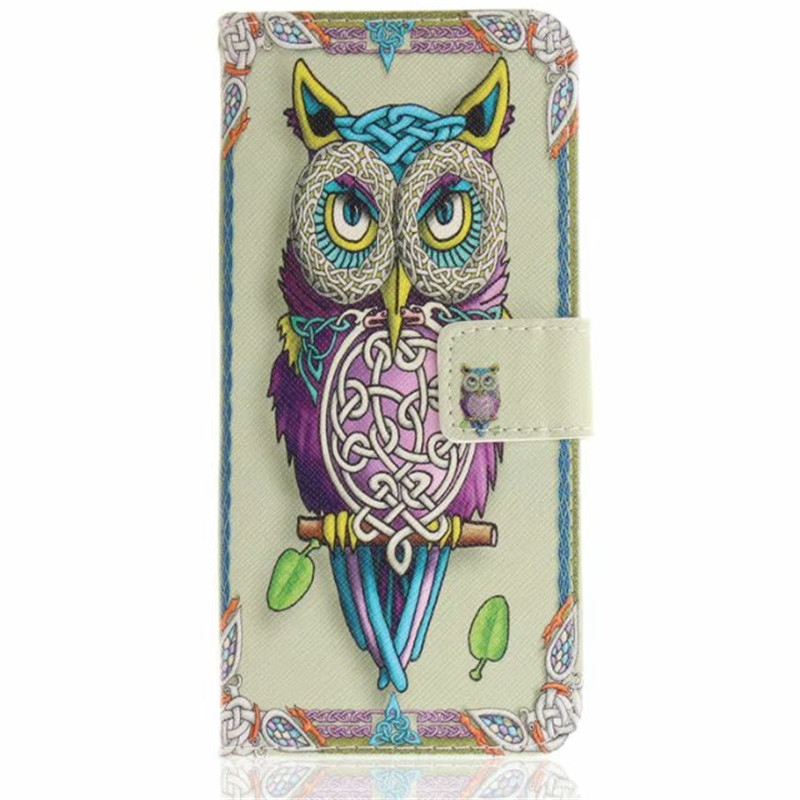 Wallet Case For Samsung Galaxy S9 Plus Flip Cover Stand PU Leather Mobile Phone Bags <font><b>Sexy</b></font> <font><b>girl</b></font> Cartoon letters Animal Skin Funda image
