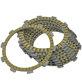 8 pcs Motorcycle Friction Clutch Plates for Honda CBR900RR Fireblade 929cc 1999 CBR900 RR CBR 900RR 99 #LC-1006