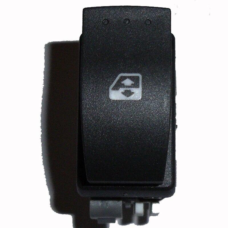 Auto-styling 12 v 35A Universal Auto Zubehör Auto Nebel Licht Rocker Kippschalter Blaue LED Dashboard 4 pins für Renault scenic 2