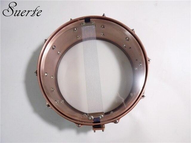 "Professional 14""*6.5"" Copper Snare Drum 3"