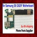 32g para samsung galaxy s6 edge g925f placa base, mainboard original desbloqueado versión europa para samsung s6 g925f por el envío de dhl