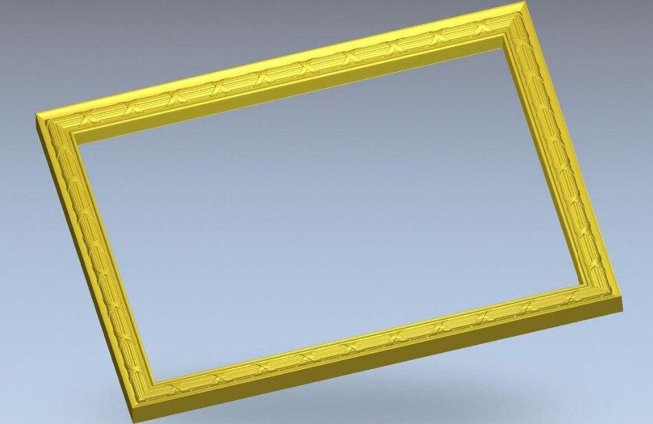 3d модель, рельеф для ЧПУ в формате STL Frame_11