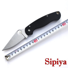 Hot selling 58-61HRC CPM S30V blade G10 handle folding knife outdoor camping survival tool tactical knives