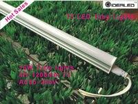 LEVOU T5 Tubo Integrado 18 W 4ft/1200mm Frete grátis por DHL/FEDEX Factory Outlet led Tubo luz