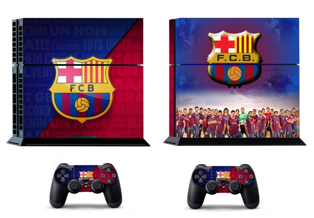Football 371 PS4 Skin PS4 Sticker Vinly Skin Sticker for Sony PS4 PlayStation 4 and 2 controller skins PS4 Stickers