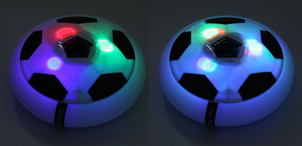Hover Ball LED Light Flashing Arrival Air Power Soccer Ball  (18)