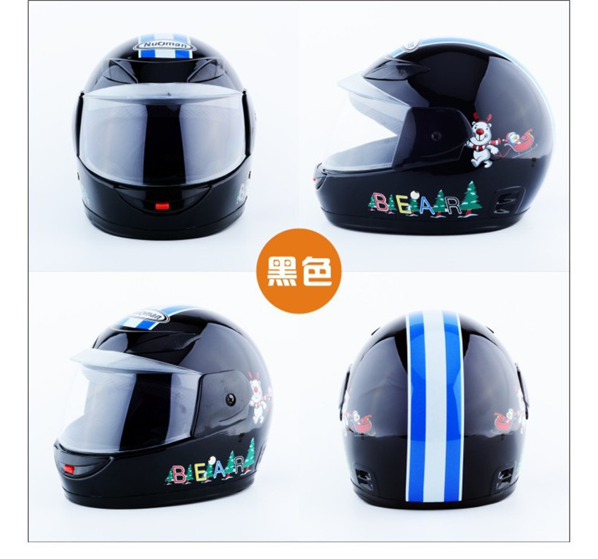 free shipping Clearance Sale Cheapest Price Kids baby Helmets safe full face children motorcycle bicycle muffler cartoon