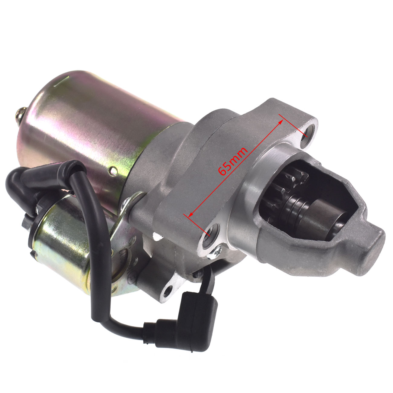 Tools : New Starter Motor With Solenoid For Honda 8HP  amp  9HP GX240 GX270