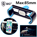 GKZ K6 Best Universal Mini Car Air Outlet Holder Stents Vent Mount Support For Cell Phone Mobile Car Phone Holder Car Air Vent