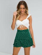 New Women Falbala High Waist Skorts Holiday Ladies Casual Skirt Shorts Hotpants Hot Sale 2019 Summer
