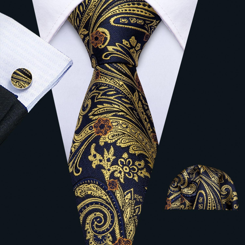 TieMart Special Purchase Tie and Pocket Round Set in Ferguson