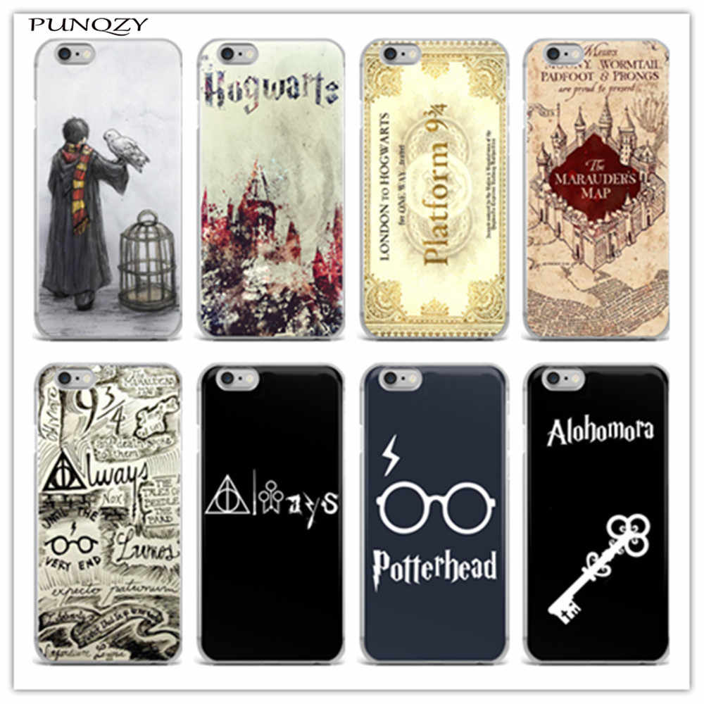 a4551ca2c2 Hogwarts Castle Harry Potter Watercolor Print Case Cover for iphone 5 5S SE 6  6S Plus