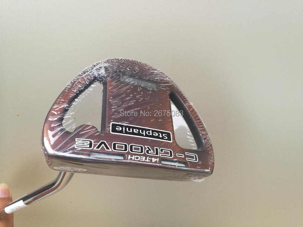 TourOK Yes Stephanie I4 Tech  Golf  Putter With Headcover