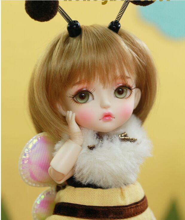 送料無料 1/8 bjd 人形シシー  グループ上の おもちゃ & ホビー からの 人形 の中 1