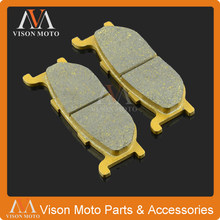 Klocki hamulcowe przedniego hamulca dla YAMAHA FZX SRV 250 SR400 XP400 XVS400 XP500 XV535 750 1100 1600 XJ600 900 XVS 950 1300 XVZ1300