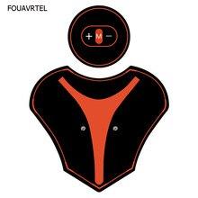 FOUAVRTEL электронный массажер для тела мышц шеи акупунктурный стимулятор массажер для спины массажер для профилактики токсического эпидермального некролиза EMS релаксации тела