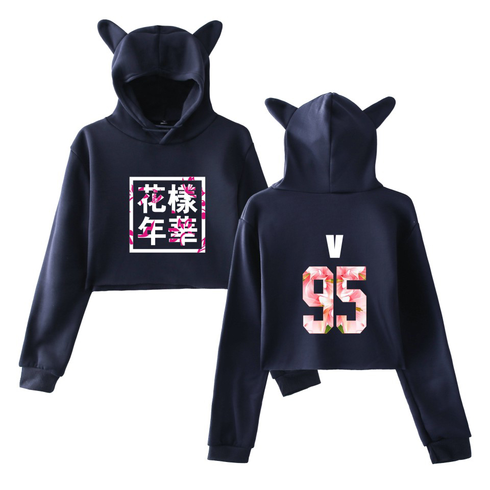LUCKYFRIDAYF 2018 Summer Sporting Track Suit Female Clothes BTS Funny Cat Crop Top Shorts Hot Sale Outfits Casual WomenTracksuit
