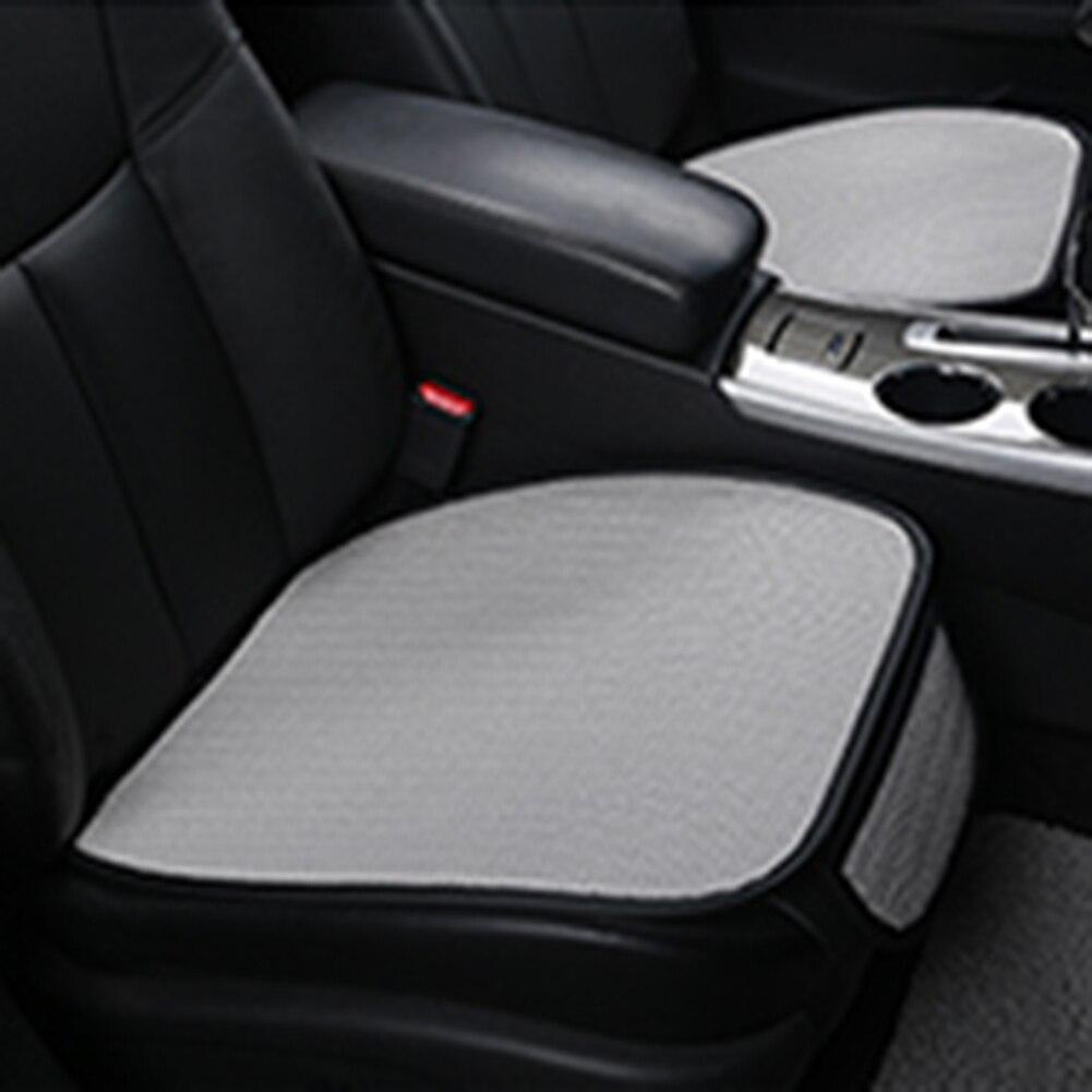 Vodool 4 цвета дышащие полный объемный автокресло Чехлы для подушек подушка для сидения для всех автомобилей Высокое качество Чехлы на сиденья