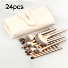 12/18/24Pcs makeup brushes Professional tools Cosmetic Makeup Brush set Foundation Brush for Make up kit pinceaux maquillage