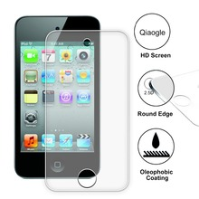 Qiaogle Anti explosion Tempered Glass Protection Film for Apple iPod Touch 4 Tempered Glass Screen Protector