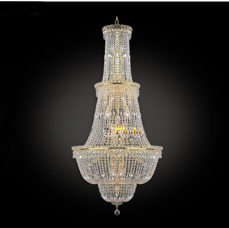 Online Buy Wholesale french empire crystal chandelier from China – French Empire Chandelier