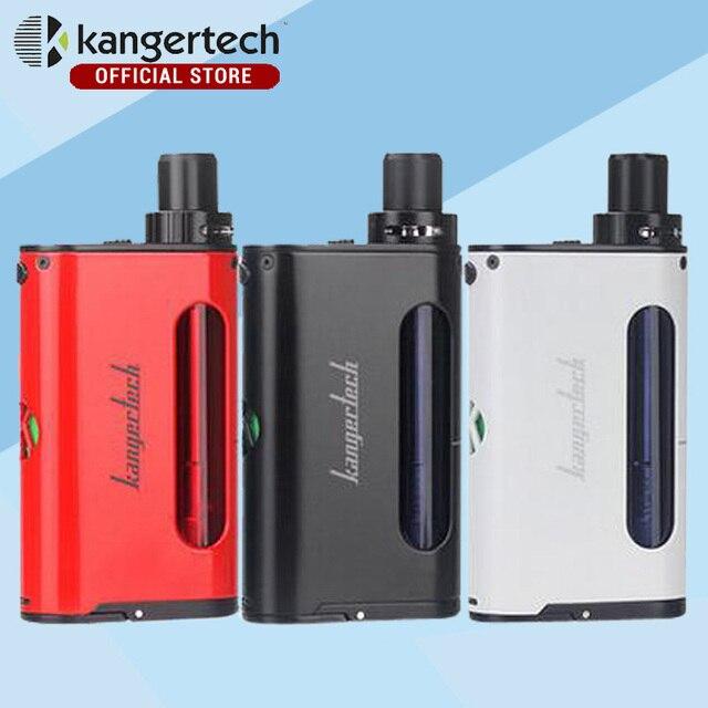 Kanger cupti стартер 75 Вт tc aio комплект с 5 мл распылитель ss316l clocc ядро 1.5ohm kanger cupti комплект для бесплатная доставка